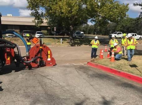 Arlington FiberCity® TX Breaks Ground