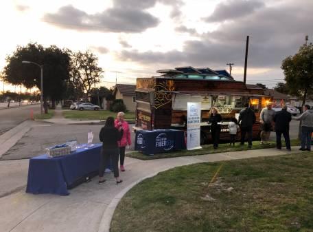 Fullerton FiberCity® Taco Truck is Back