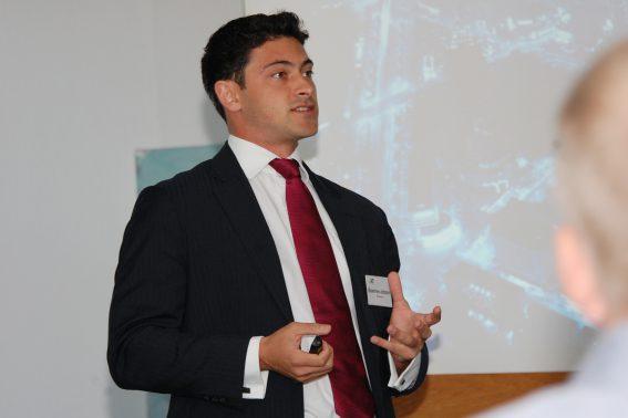 Ben Bawtree-Jobson, CEO